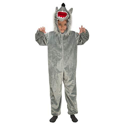 Desconocido My Other Me-204911 Disfraz de lobo, 3-4 años (Viving Costumes 204911)