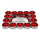 Lumar Aromatic Velas de té aromáticas (Frutos Rojos Pack 20 Velas)