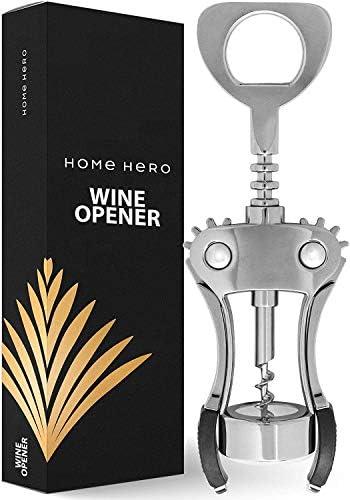 Wine Opener Wine Bottle Opener Wing Corkscrew Wine Opener Wine Openers Cork Screw Wine Bottle product image
