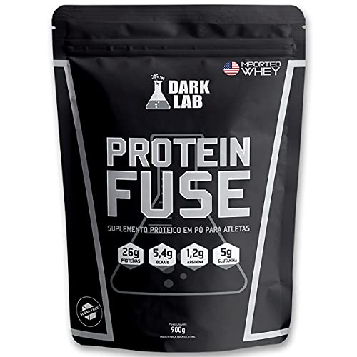 Protein Fuse Refil 900g (Morango)