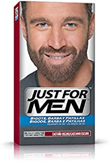 Just For Men Barba Castaño Oscuro