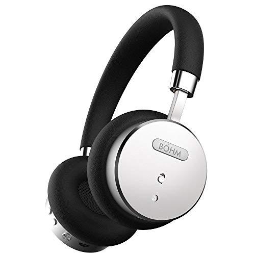 BÖHM B66 On Ear Wireless Bluetooth Headphones with Active Noise...