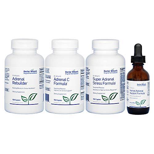 Doctor Wilsons Original Formulations Adrenal Fatigue Protocol HASF Large