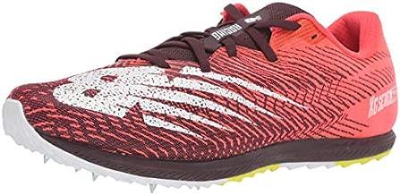 New Balance Men's Cross Country Seven V2 Spike Running Shoe, Energy RED/Henna, 13 D US