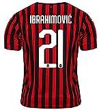 PUMA Herren Ac Milan Stagione 2019/2020 Ibrahimovic