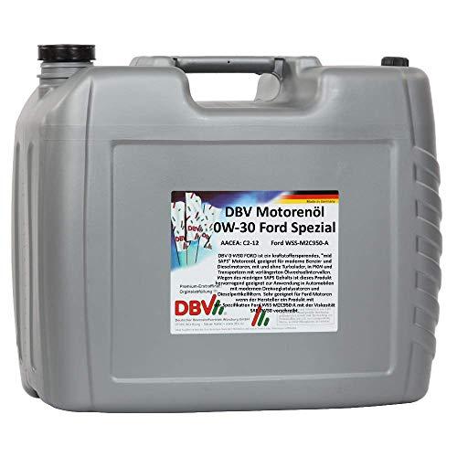 0W-30 Ford Spezial 20-Liter-Kanister