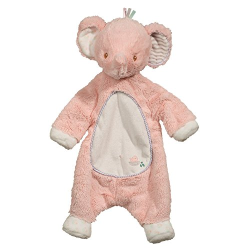 Douglas Baby Pink Elephant Sshlumpie Plush Stuffed Animal