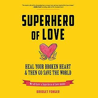 Superhero of Love cover art