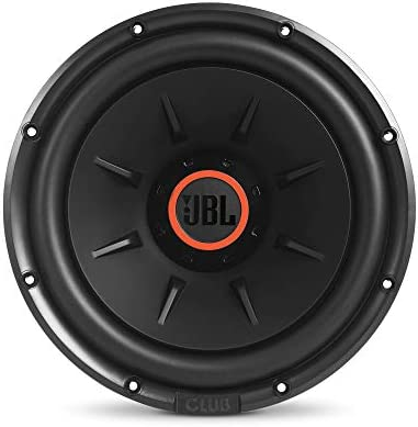 JBL Club 1224 12 Subwoofer w SSI Selectable Smart Impedance switch from 2 to 4 ohm product image