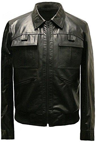 Leatherbox -  Giacca - Uomo Nero X-Large
