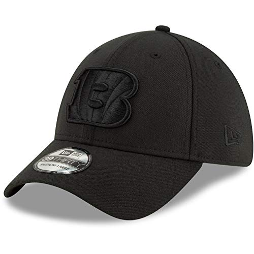 New Era 39Thirty Stretch Cap - NFL Cincinnati Bengals - M/L