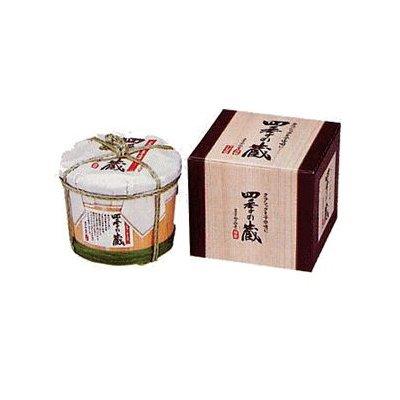 ヴィヴァルディの「四季」に育まれた最高級熟成味噌【ますやみそ「四季の蔵」合わせみそ(3.5kg)】製造元から直送!