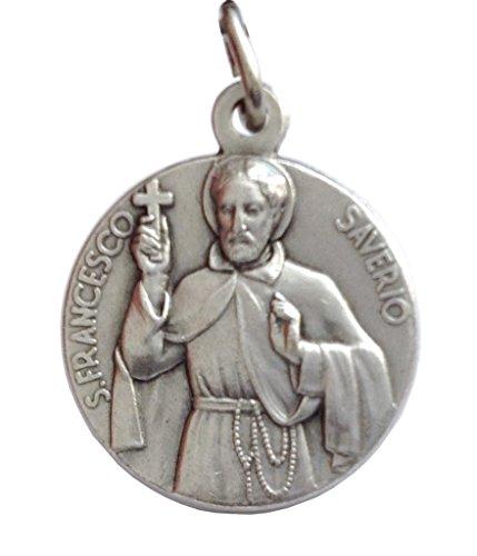 Medaglia di San Francesco Saverio - Patrono delle Missioni