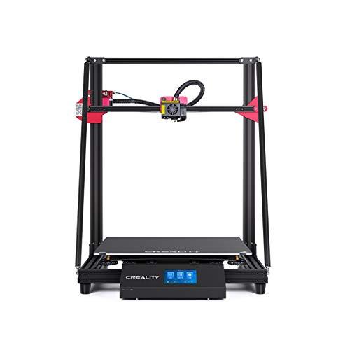 DM-DYJ Impresora 3D Casera, Tamaño De Impresión 450 * 450 * 470 Mm Tarjeta En Línea O TF Sin Conexión FDM ± 0.1mm Familia Interior, Impresora