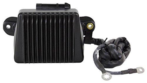 Rareelectrical NEW VOLTAGE REGULATOR COMPATIBLE WITH HARLEY-DAVIDSON FLT FLH MODEL 2002 2003 38-48A 74505-02