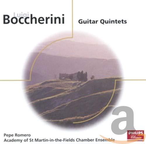 Boccherini: Quintets for Guitar & Strings