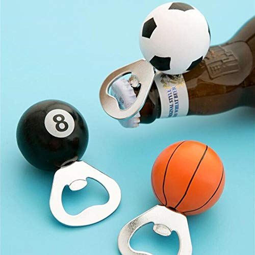 Basket Biliardo Calcio Sportivo Apribottiglie Portabottiglie Apribottiglie Can Wine Beer Opener Per Kitchen Gadget Bar Frigo Set Di Strumenti