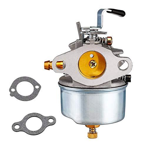 C-FUNN Carburateur met pakking voor QUALCAST SUFFOLK QX met TECUMSEH AQ148 Motor