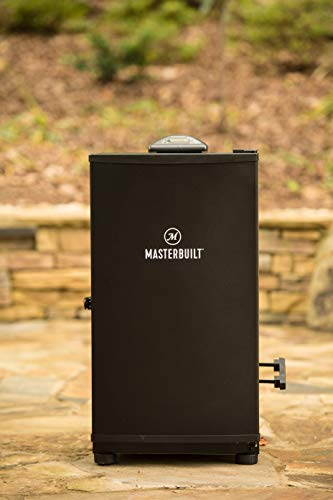 Masterbuilt MB20071117 Digital Electric Smoker, 30