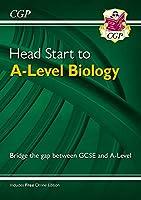 Head Start to A-level Biology