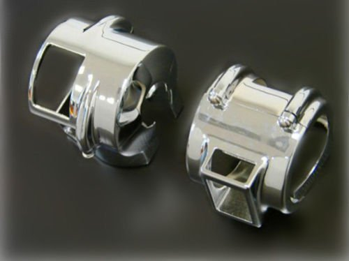 Chrom Aluminium Cover für Shadow VT 750 600 1300 C VTX 1300 VLX Aero VT1300