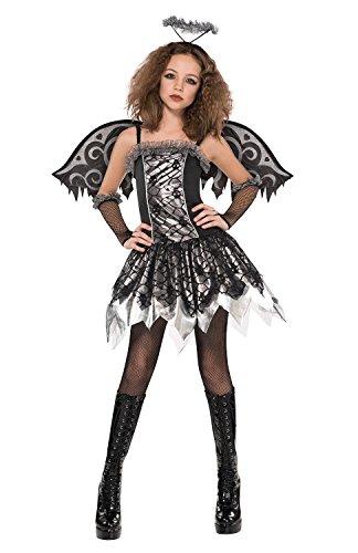 Disfraz ángel negro adolescente Halloween - De 14 a 15 años , color/modelo surtido