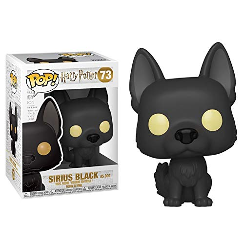 LiQi Pop 73# Películas: Sirius Black como Dog Vinyl Figura