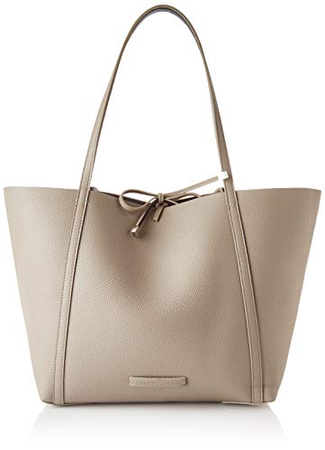 ARMANI EXCHANGE Pebble Reversible Tote, 29 x 13 x 44 cm, Beige (Beige (Mud/Black).), 29x13x44 cm (B x H x T)