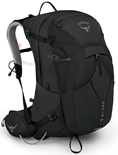 Osprey Packs Manta 34 Hydration Pack, Black, One Size