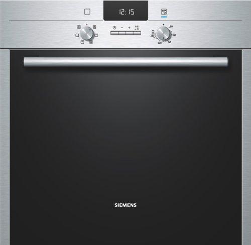 Siemens HB23AB520 iQ500 Einbaubackofen / A / Edelstahl / eco Plus / 3D-Heißluft plus