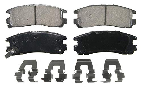 02 mitsubishi galant brake pads - 9