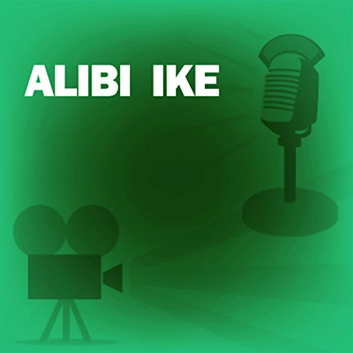 Alibi Ike audiobook cover art