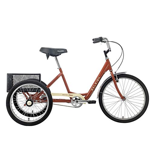 Tristar 3 Speed Adult Tricycle