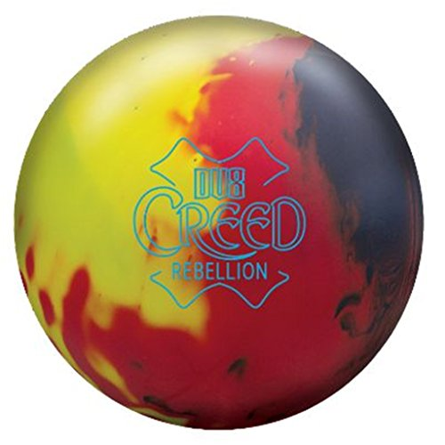 DV8 Bowling Creed Rebellion Bowling Ball