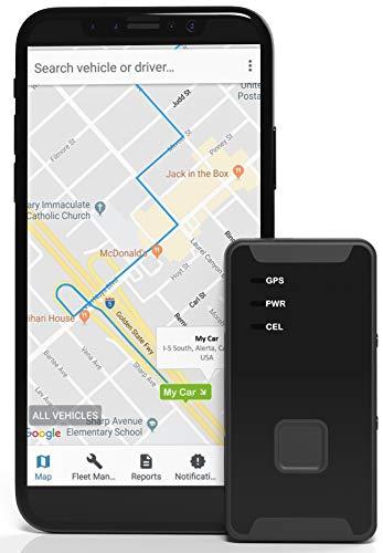 Lumitrac GPS Tracker