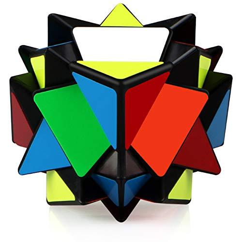 Maomaoyu Axis Cube Transformers Speed Cube 3D Puzzle Cube Velocidad Cubo Niños Juguetes Educativos