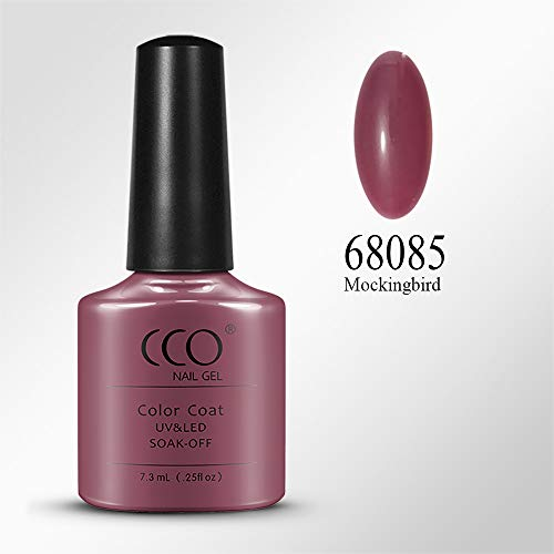 CCO UV LED Soak Off Gel Nagellak, Mockingbird