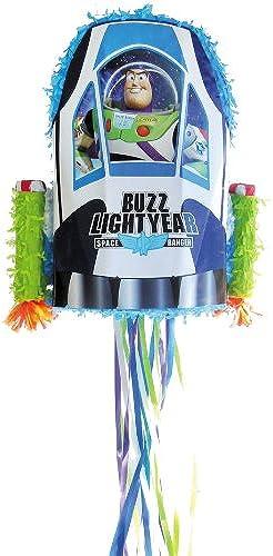 punto de venta Buzz Buzz Buzz Lightyear Spaceship Party Pinata by Ya Otta  gran descuento