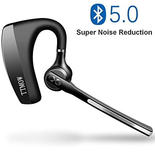 TTMOW Auriculares Bluetooth 5.0 Manos Libres Dos Micrófono