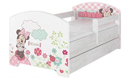 Hogartrend Kinderbett, Disney-Kollektion Minnie Mouse