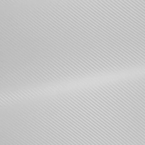 シルバー 銀色 3Dカーボンシート 1枚 A4サイズ ブラック カーボンシール カッティング用シート カーボンシール カーボンフィルム 気泡が入りにくバブルフリー加工 ドライヤーで施工がもっと楽に