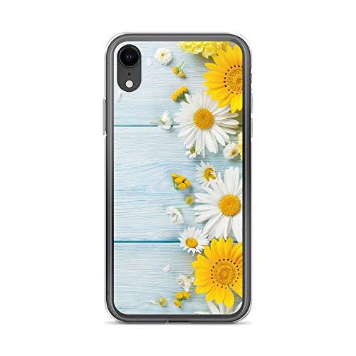 blitzversand Funda para teléfono móvil, excursión, rosa, lila, compatible con LG G3, diseño de flores, funda protectora transparente alrededor de protección de dibujos animados M7