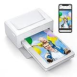 Photo Printer, Print (4 x 6) inch Photos, Bluetooth Instant Photo Printer, Android & iOS Devices, PT640