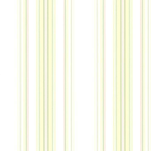 BHF fd68766'Claremont Gelsomino a righe carta da parati, colore: giallo
