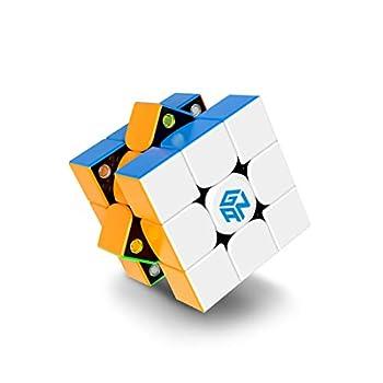GAN 356X v2 3x3 Magnetic Speed Cube Magic Cube 356 X ver 2020  Stickerless