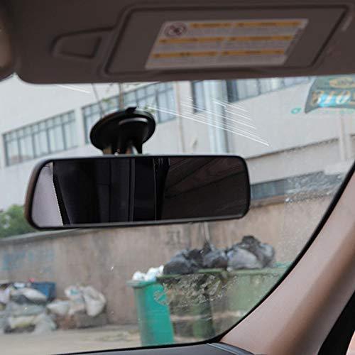 Surenhap Universal Rückspiegel Auto Innenspiegel mit Saugnapf