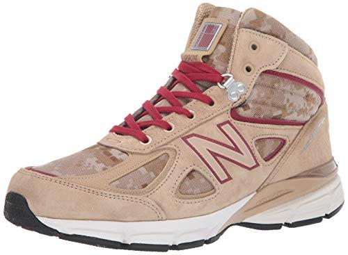 Preisvergleich Produktbild New Balance Herren 990v4,  Stiefel,  Räucher / Nb Scarlet,  40 EU