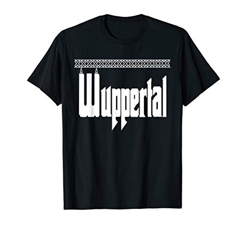 Wuppertal Schwebebahn,Shirt Wuppertaler Stadt