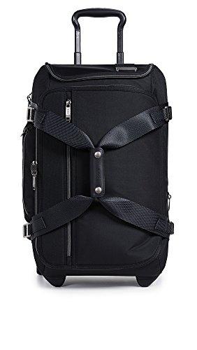 Tumi Merge Wheeled Duffel Carry-On Travel Duffle, 56 cm, Black (Black Contrast)