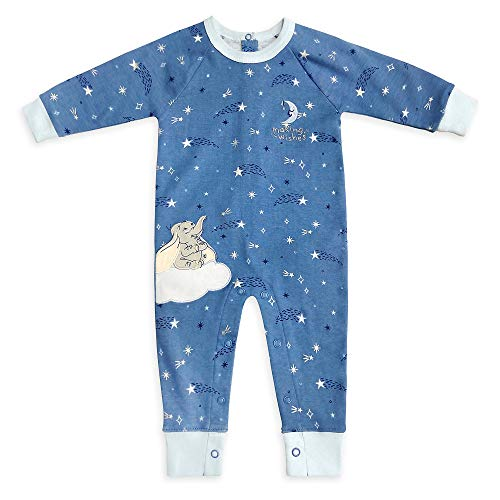 Disney Dumbo Stretchie Sleeper for Baby, Size 9-12 Months
